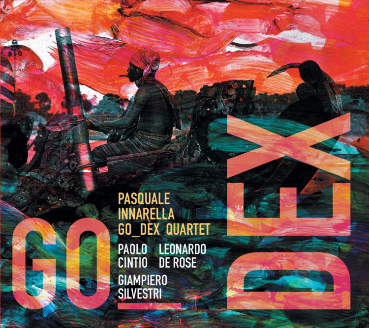 Pasquale Innarella Go_Dex Quartet, «Go_Dex», AUT Records, 1 CD.