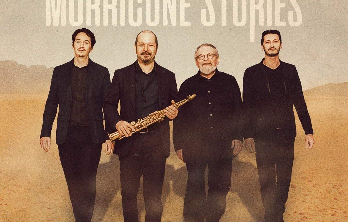 cover album MORRICONE STORIES